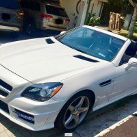 Mercedes Benz SLK 250 - Sport Package 2014