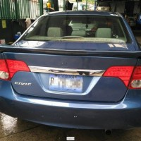 HONDA CIVIC 2009 Y 2010,  2012