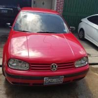 VW GOLF 2003