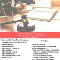 TODO TIPO DE TRÁMITES LEGALES