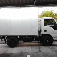 camión Isuzu 2019