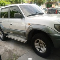 TOYOTA LAND CRUICER PRADO 2000