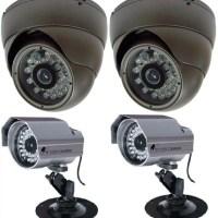 Instalacion de Camaras de Seguridad, Video-Vigilancia