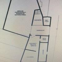 Alquiler y venta de bodega de 1000m2 en San Jacinto