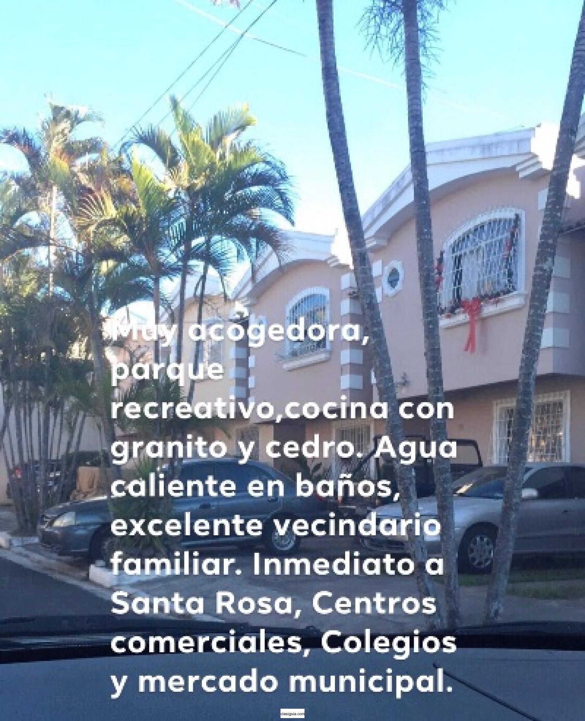 DISPONIBLE EN EXCLUSIVA ZONA Monte Sion II Se Renta Casa -Privado Vigilancia Incluida TEL.79561569 Y 78531657