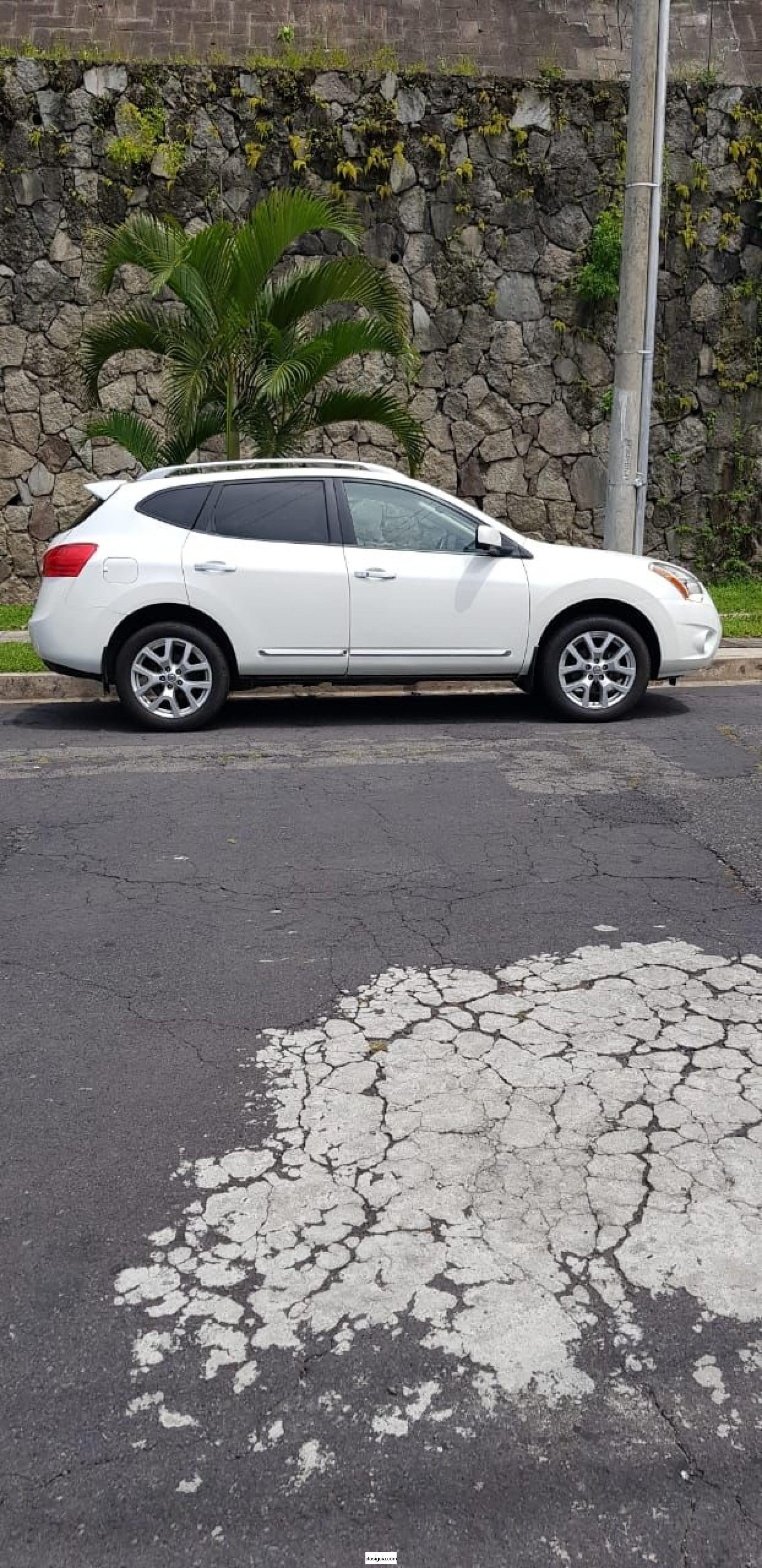 Nissan Rogue año 2012