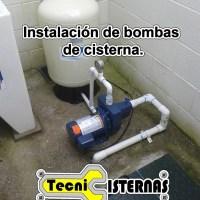 Cisternas en El Salvador