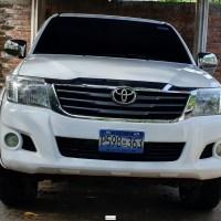 Toyota hilux 2014 4x4