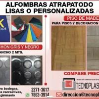 ALFOMBRAS ATRAPATODO