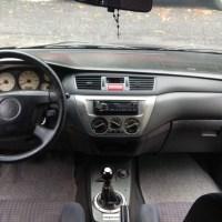 Mitsubishi Lancer Rallyart