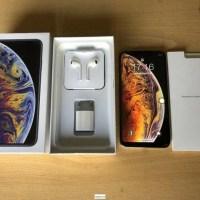IPhone Xs Max ... $ 750