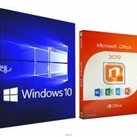 Paquete de licenciasde Windows 10 Pro y Microsoft Office 2019 Professional Plus