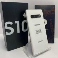 Samsung Galaxy S10 + Plus Ceramic White