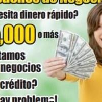 Oferta de préstamo rápido y confiable
