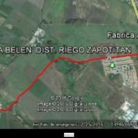 ZAPOTITAN TERRENO AGRICOLA DE 8.6 MANZANAS