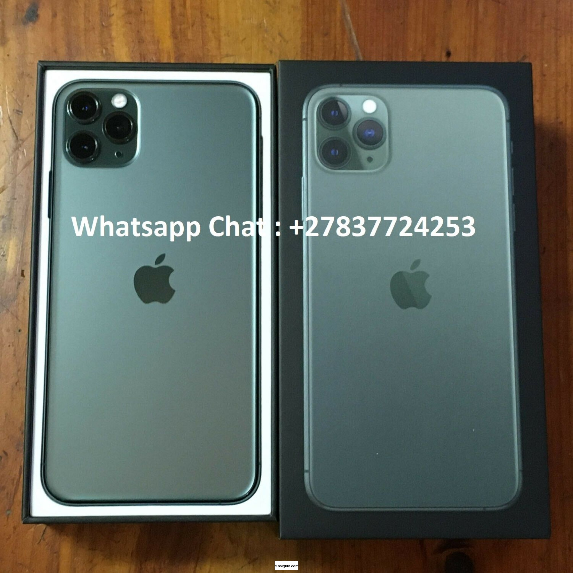 Apple iPhone 11 Pro  64GB = $600, iPhone 11 Pro Max  64GB =   $650, iPhone 11  64GB =  $470, iPhone XS 64GB = $450 ,  iPhone XS Max 64GB = $480