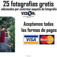 fotografiar y vídeo profesional