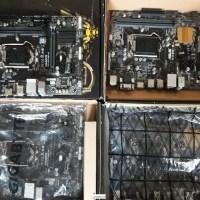 Motherboards Socket 1151 para Microprocesadores de 6.ª y 7.ª Generación.