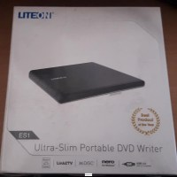 Quemador de DVD Externo, Ultra-Slim Nuevo con su Cajita Original.