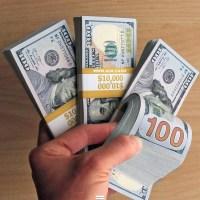 NOTAS DE ALTA CALIDAD BILLETES $ 5000 POR $ 200
