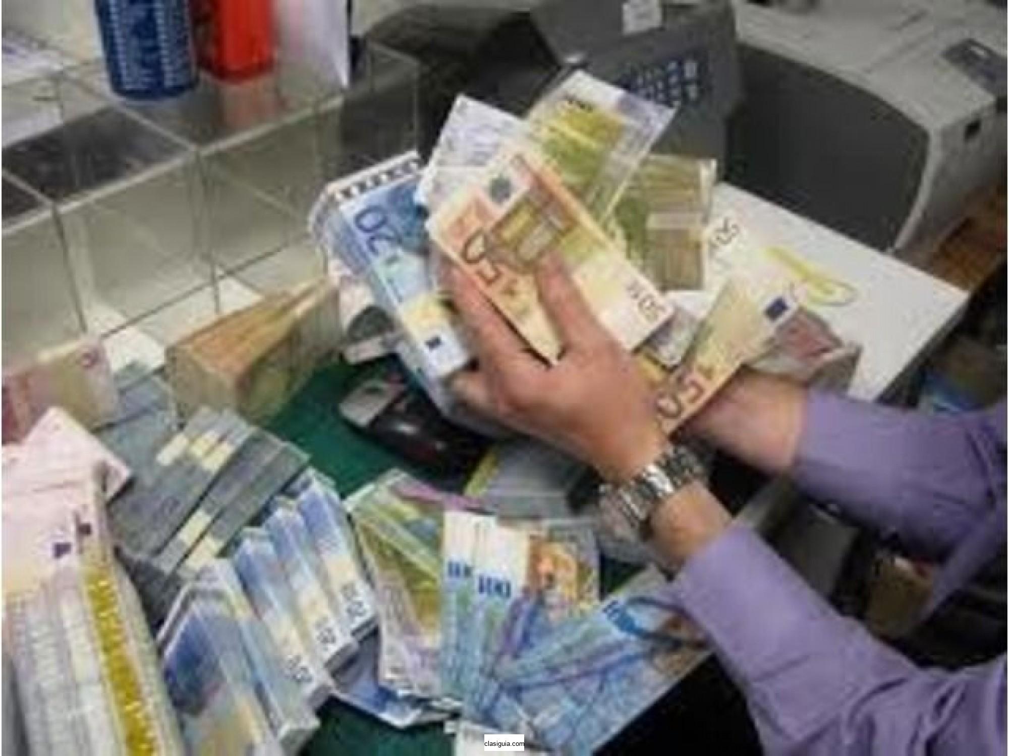 Oferta especial de préstamo