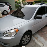 HYUNDAI ACCENT 2011 STANDAR OPTIMO ESTADO 1 SOLO DUENO