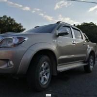 Toyota Hilux año 2008,
