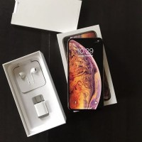 Apple iPhone Xs Max Rose Gold  Factory Unlocked Mobile With Apple Bill Nuevo