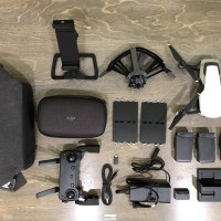 DJI Mavic Air Fly More Combo Orinal Witth Bill Nuevo