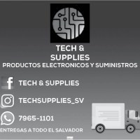 TECH & SUPPLIES