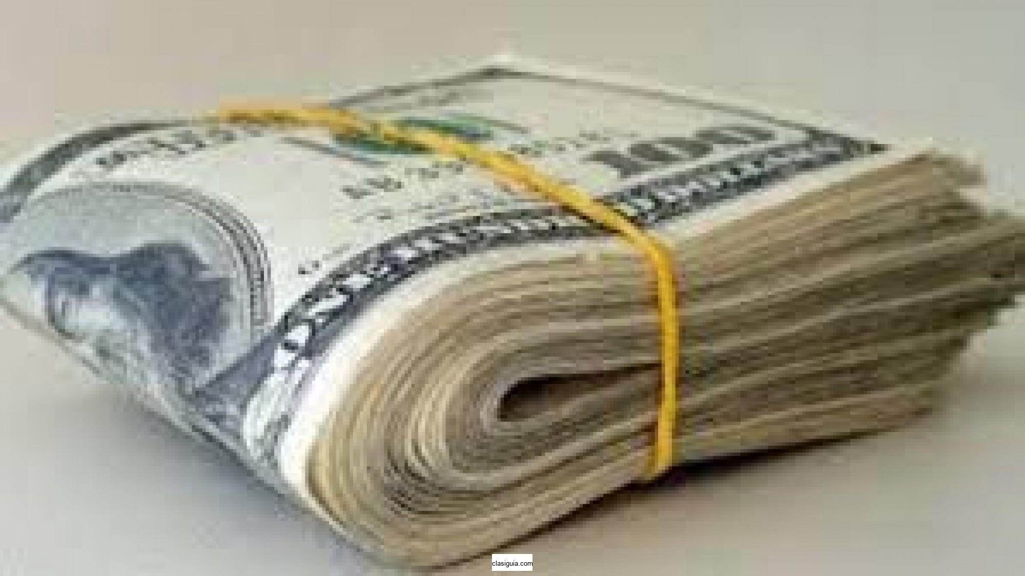 Haga préstamos en línea para el individuo que van desde: $ 5,000 hasta $ 750,000 reembolsables.
