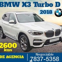 BMW X3 TURBO D 2018