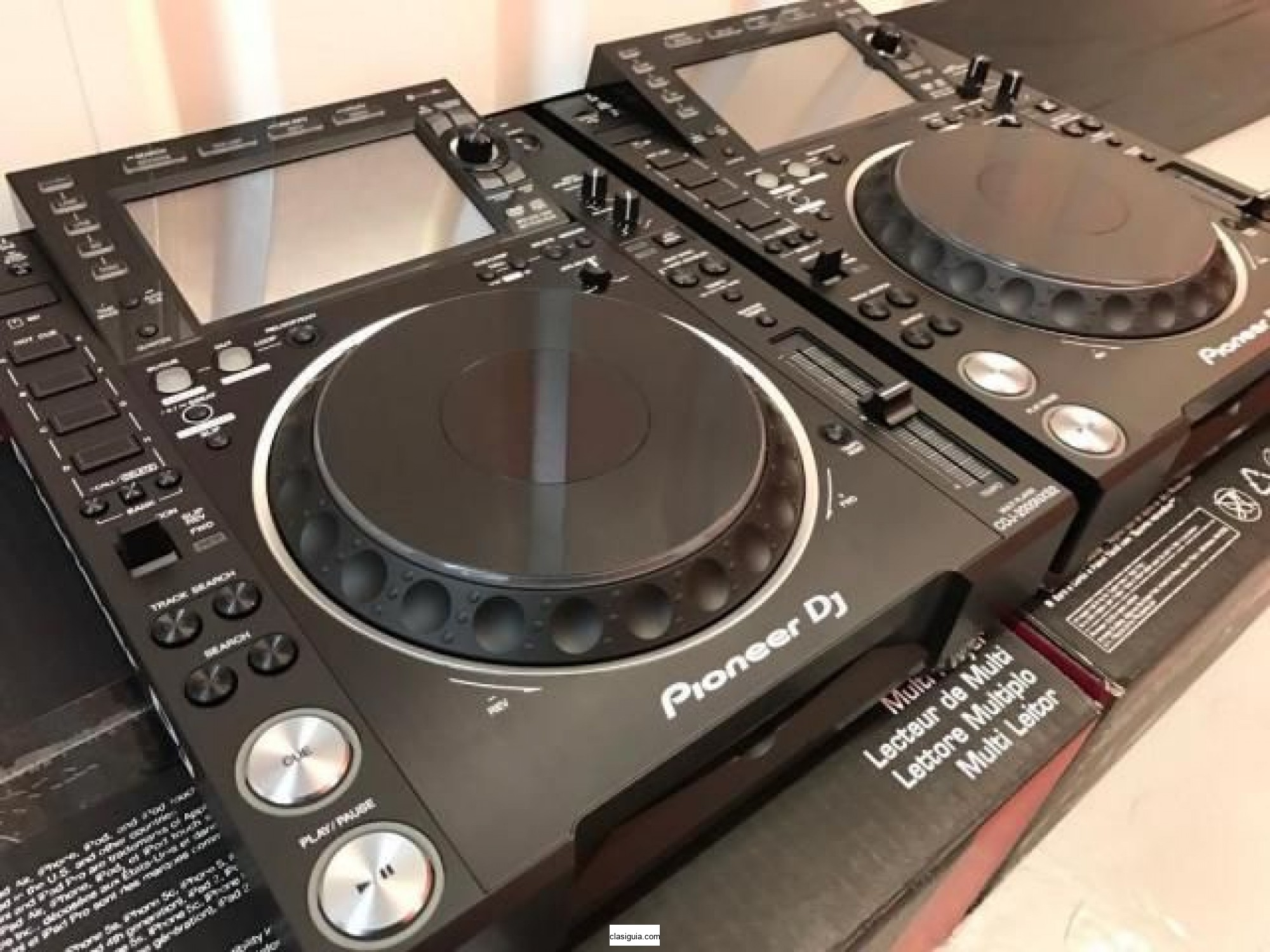 2x Pioneer CDJ-2000NXS2 + 1x DJM-900NXS2 mixer = $2000USD , Whatsapp Chat : +27837724253