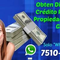 PRESTAMOS / Créditos Hipotecarios en San Salv. y La Libertad