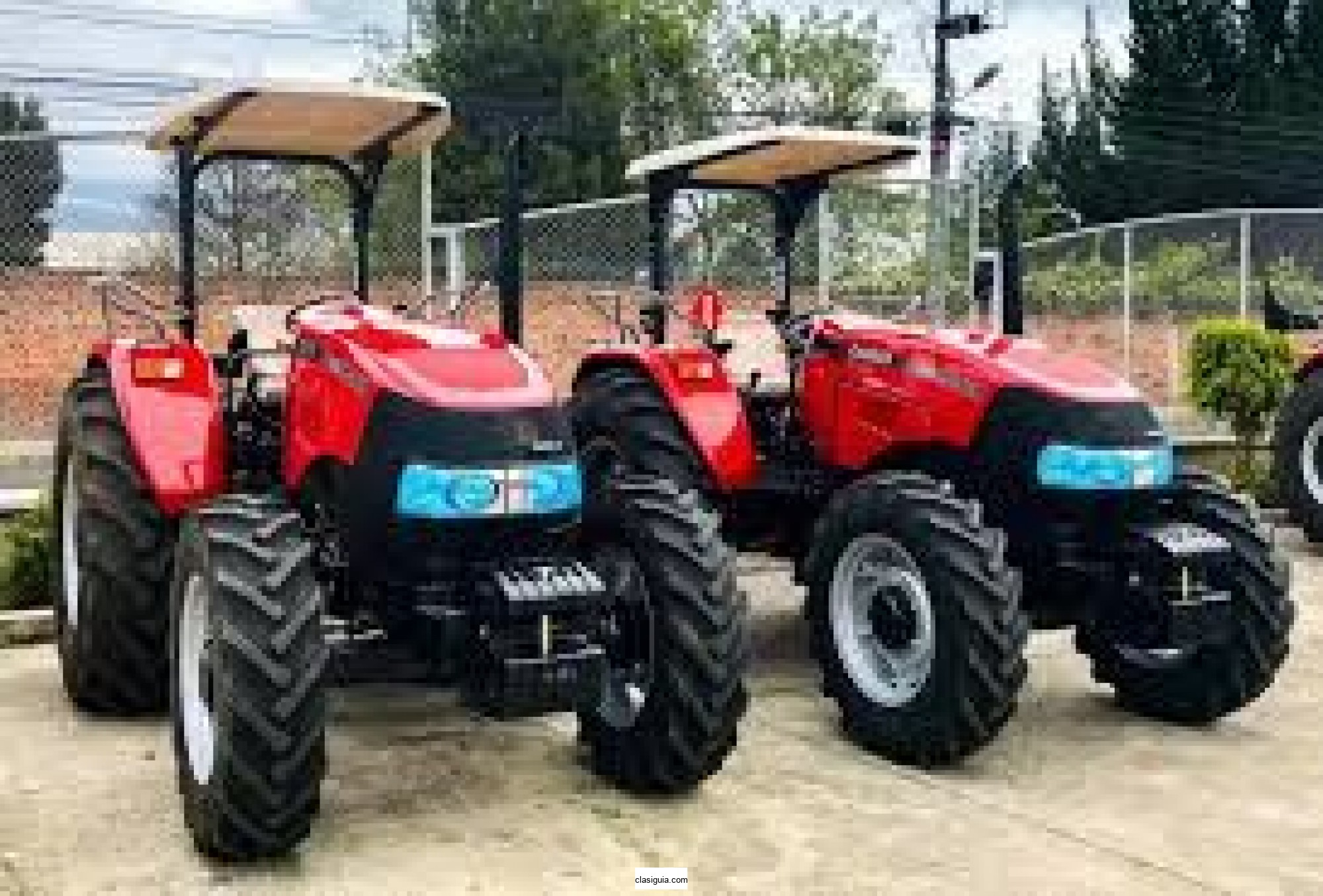 Tractor Case Farmall 90 HP