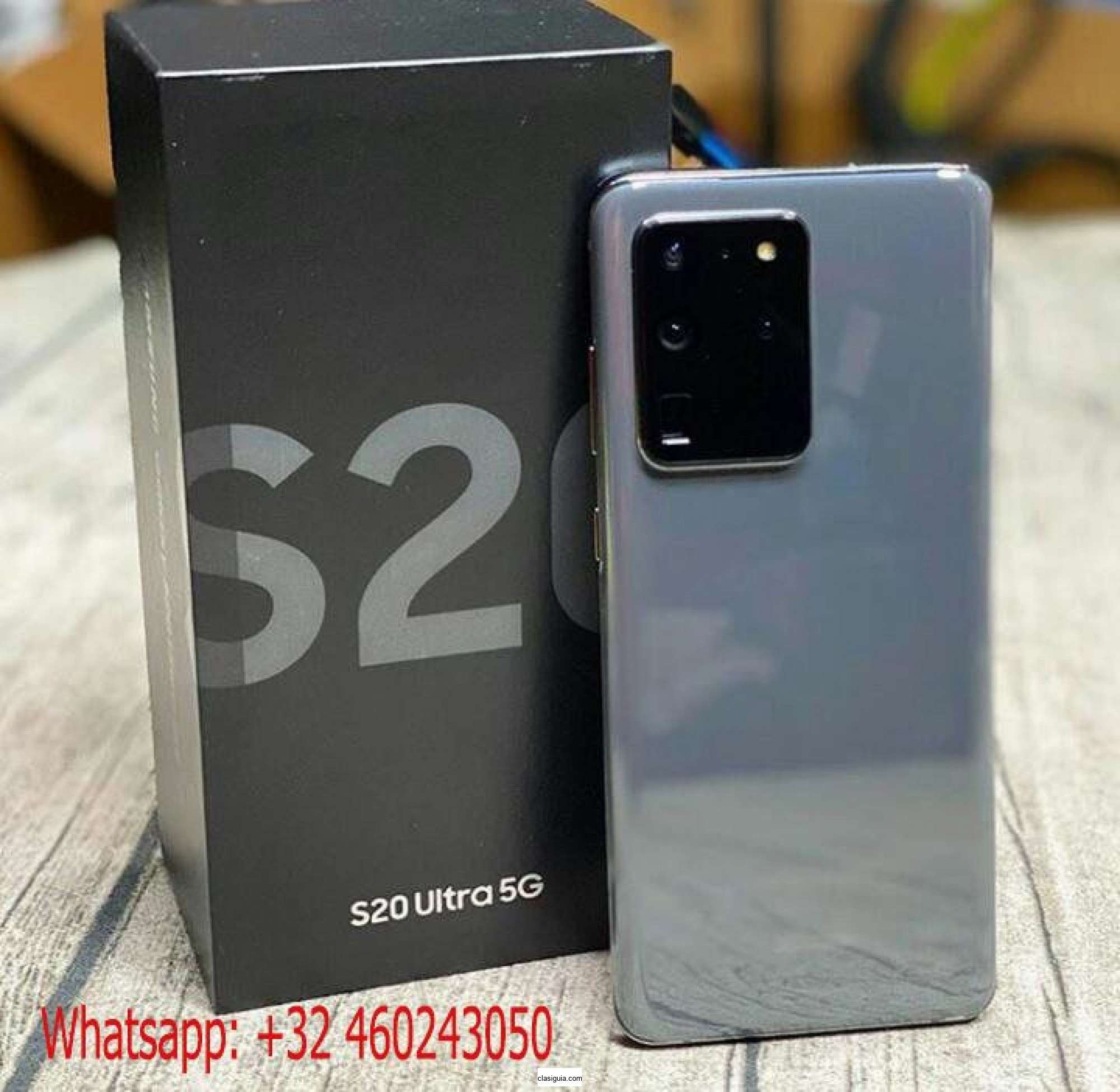Samsung Galaxy S20 Ultra, S20 +, S20, Z Flip, S10 +, S10, Huawei P30 Pro