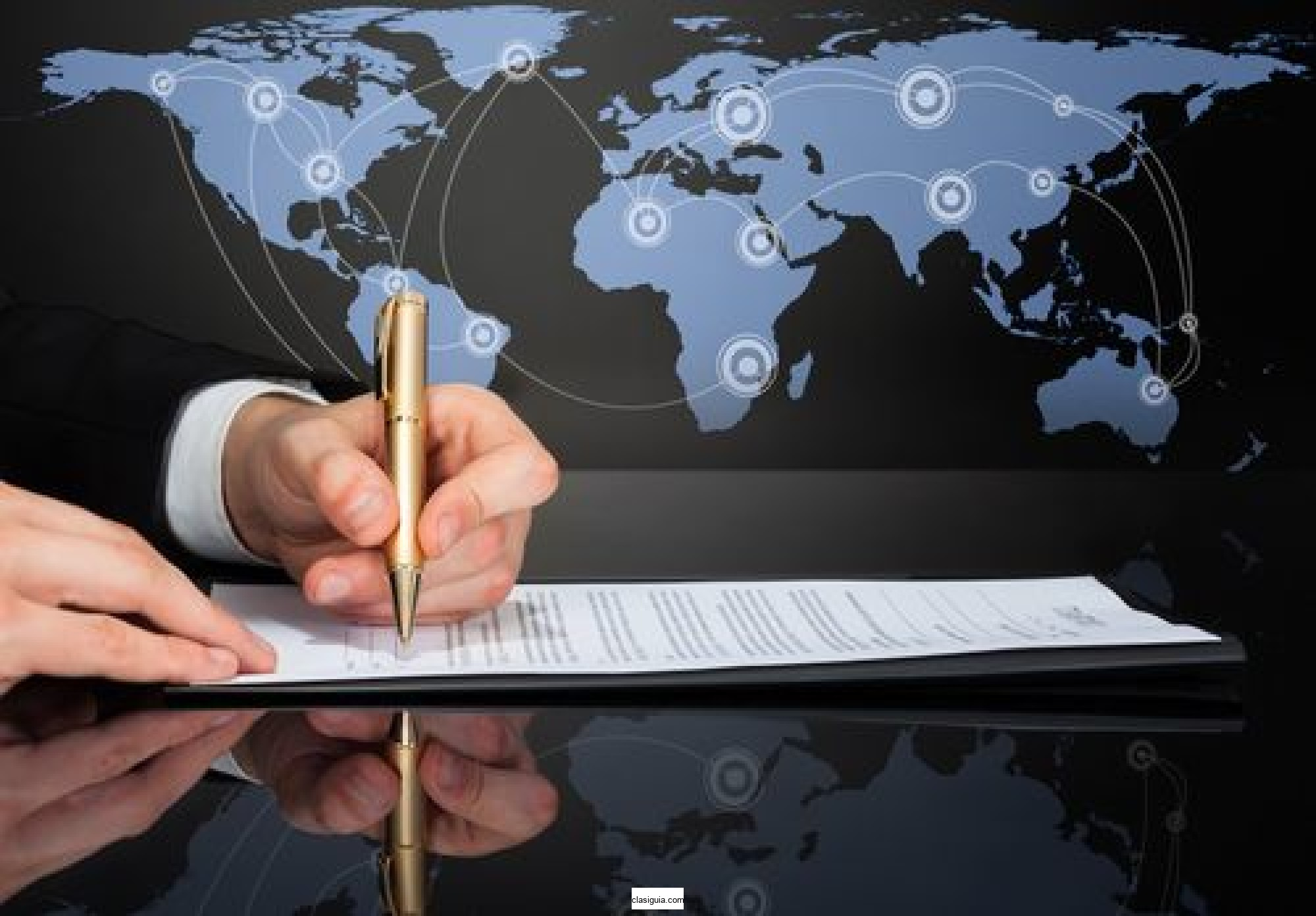 Servicios Profesionales de Notario. Public Notary Services.