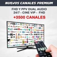 IPTV - El Mejor IPTV