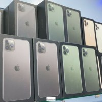 Oferta para Apple iPhone 11, 11 Pro, 11 Pro Max y SE 2020 para ventas.