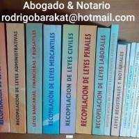 Abogados, Notarios, Consultores Legales.