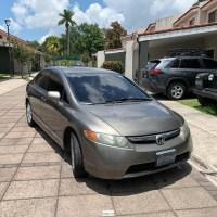 Honda CIVIC Automatico de Agencia, como Nuevo