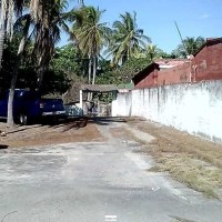 Vendo terreno frente a playa El Pimental, San Luis Talpa