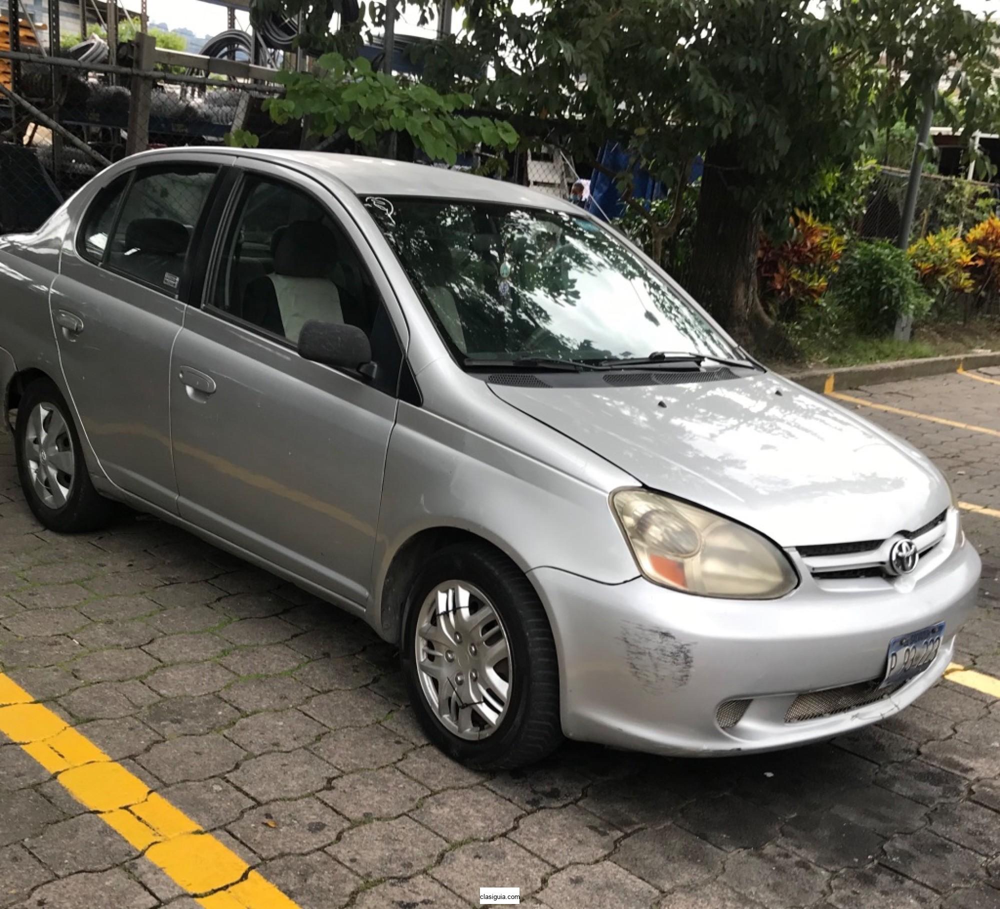 Toyota echo 2003 Automatico