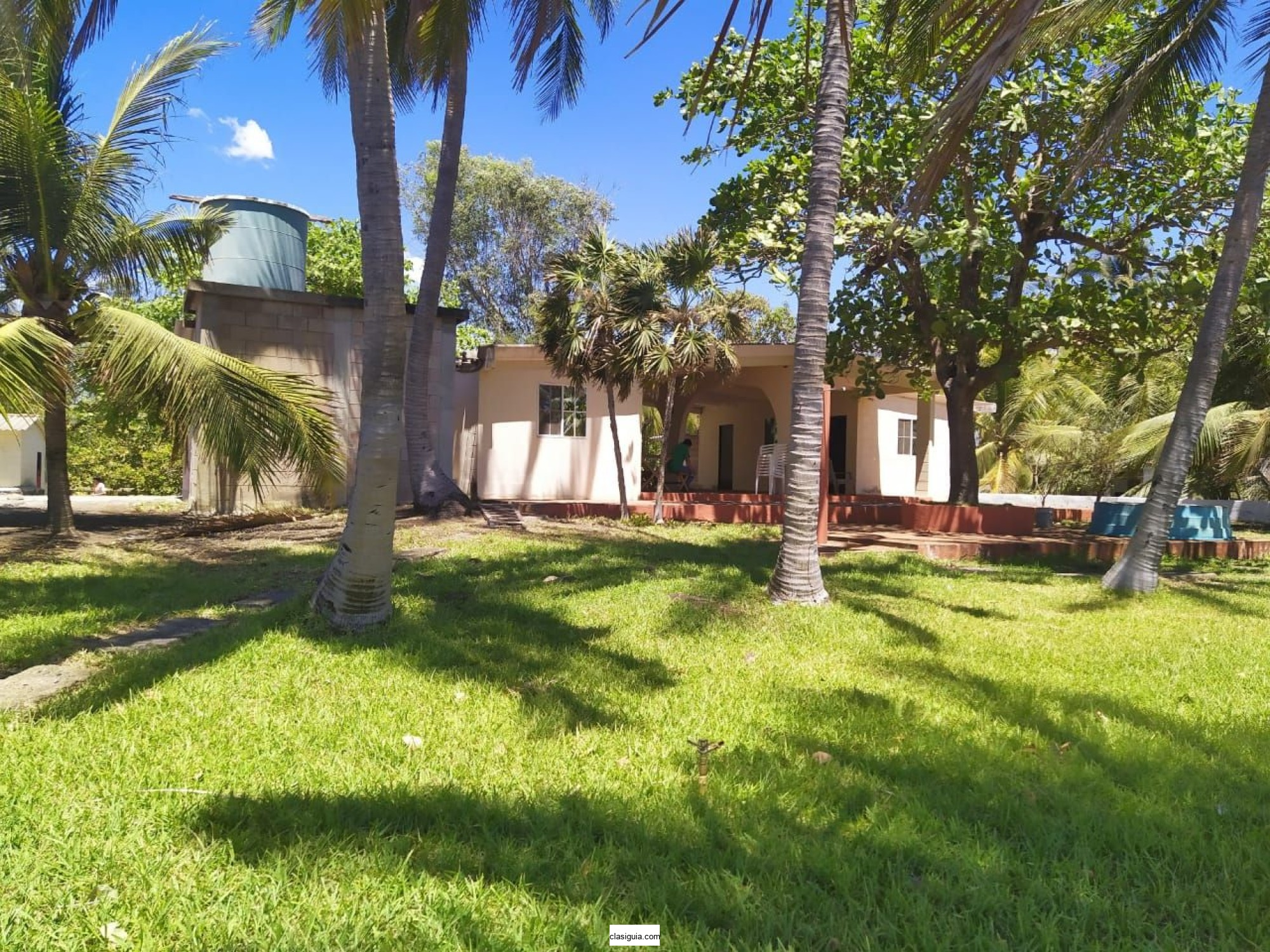Vendo rancho 3,000 V2 frente a playa Barra Salada, Sonsonate