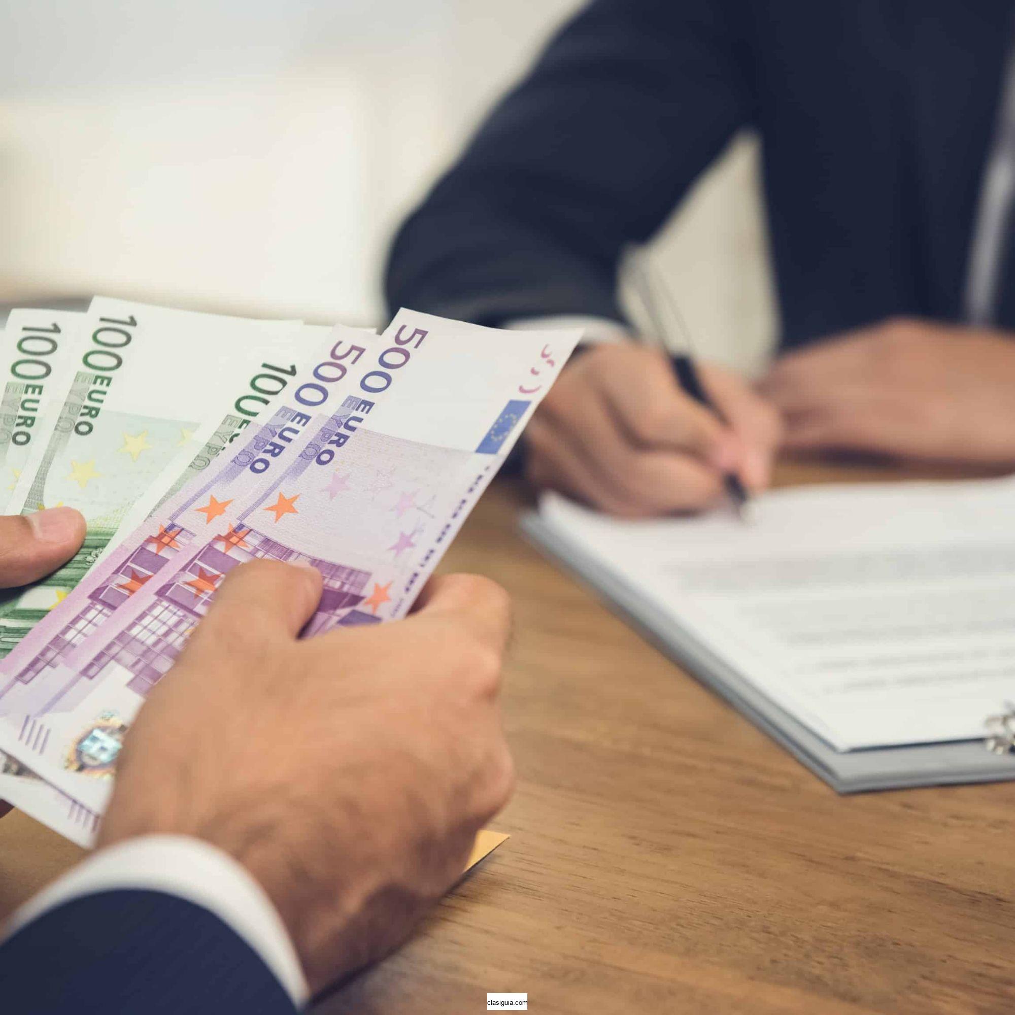 Oferta de préstamo entre personas serias y honestas.