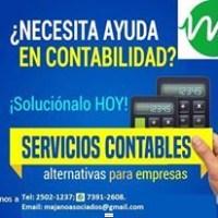 Servicio de Contabilidad y Auditoria Outsourcing Majano