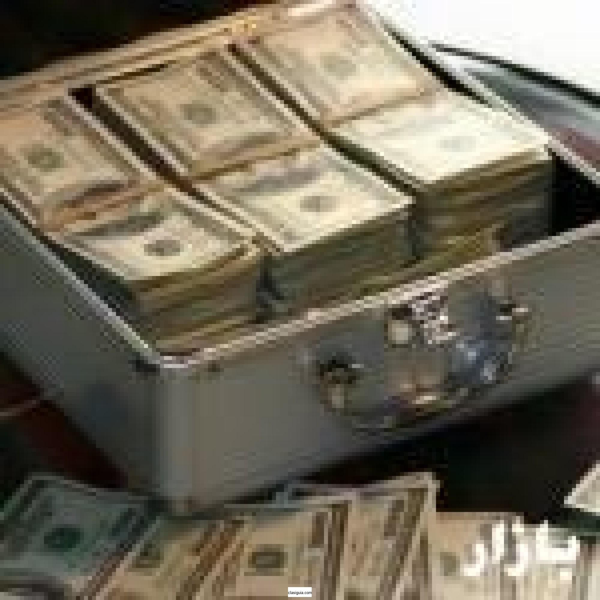 Préstamo de dinero legal 6000 €