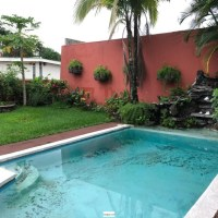 GANGA SE VENDE CASA CALLE LA MASCOTA, RESIDENCIAL PRIVADO, tiene 500 v2. de terreno y 370 mts2 construcción