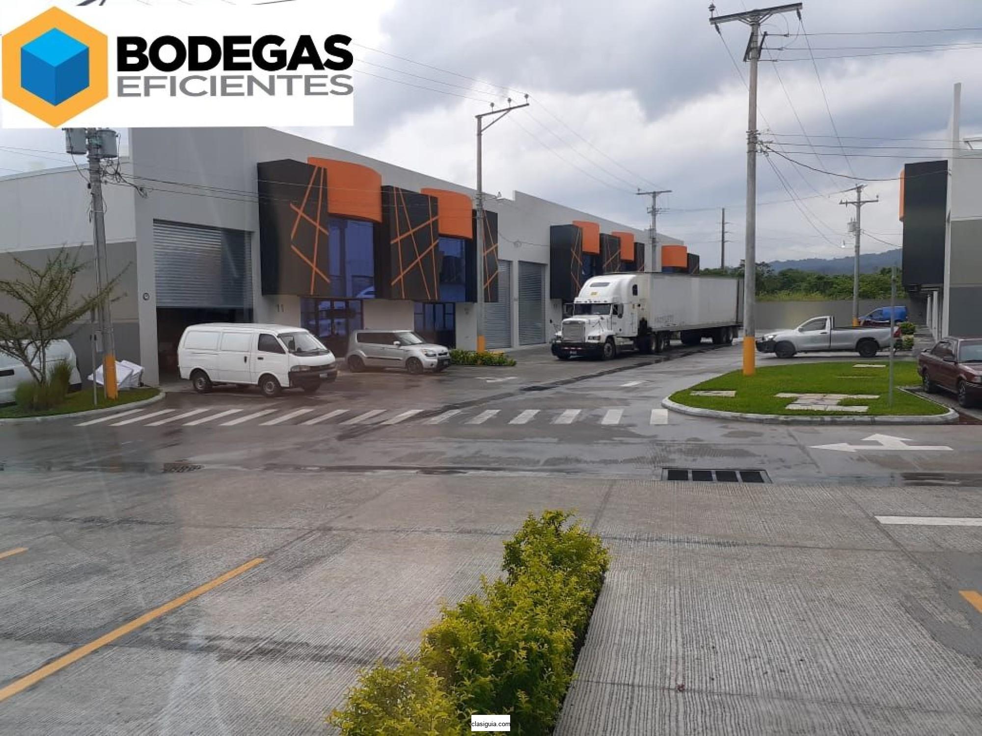 Bodega y Oficina en Venta Condominio Bodegas Eficientes frente a Nejapa Power