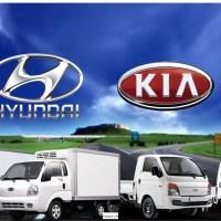 Importación directa de camiones H100/K2700